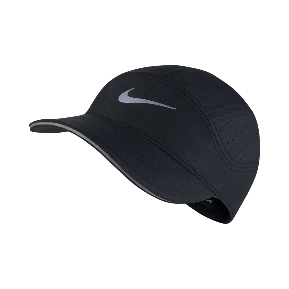 45fb124f659 Nike AeroBill Running Hat (Bl