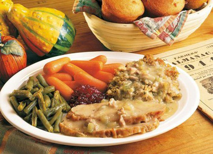 Cracker Barrel cornbread dressing recipe
