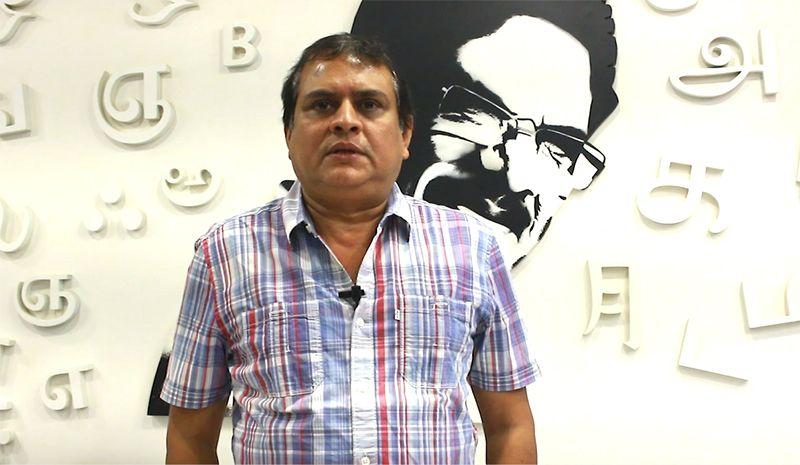 Director Ezhil Speak At Kennedy Club Movie