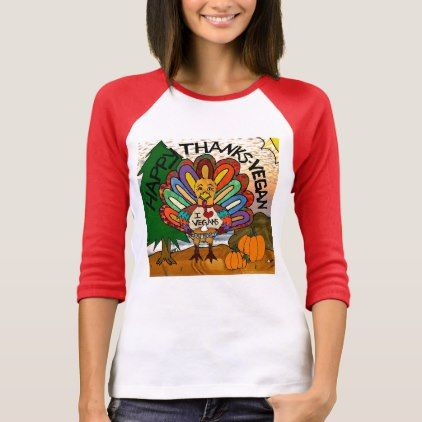 happy thanks vegan thanksgiving turkey t shirt thanksgiving day family holiday decor design idea