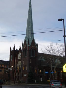 Our Lady Of Lourdes in Cleveland Ohio