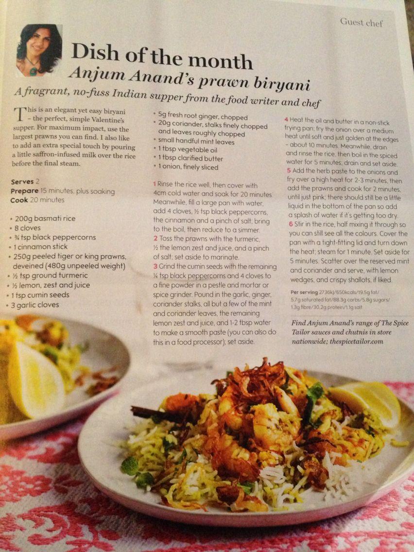 Prawn biryani | Biryani | Pinterest | Biryani, Rice and Rice pasta