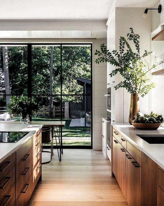 Inspiring Kitchen Design Ideas From Pinterest Jane At Home Kitchendesignmodern Gorgeous Kit In 2020 Interieurontwerp Keuken Modern Keukenontwerp Interieur Ontwerpen