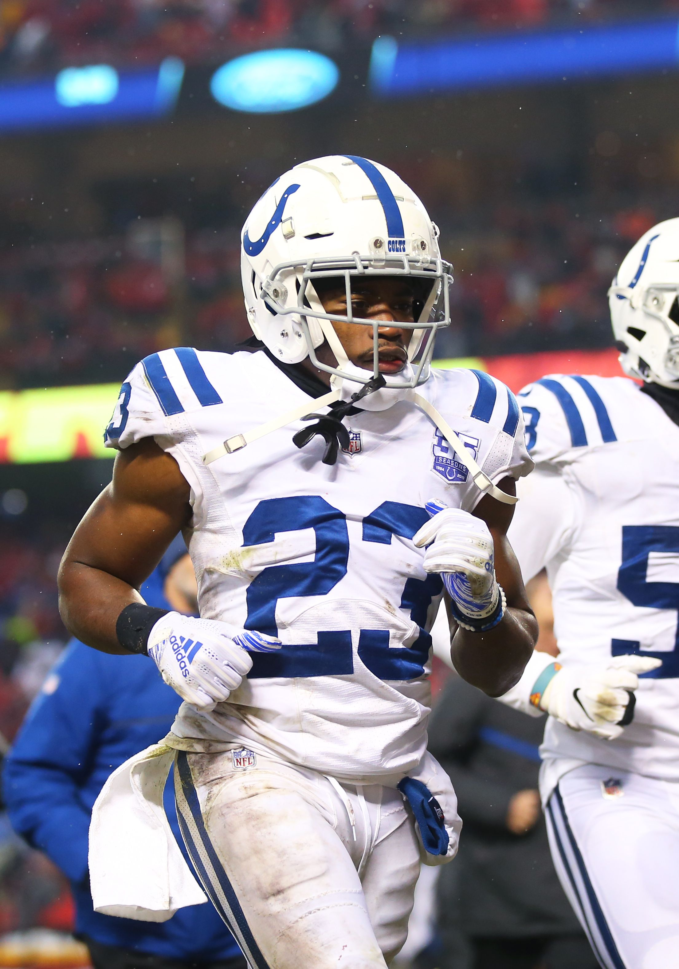 Colts Kenny Moore Agree To Record Extension is the perfect