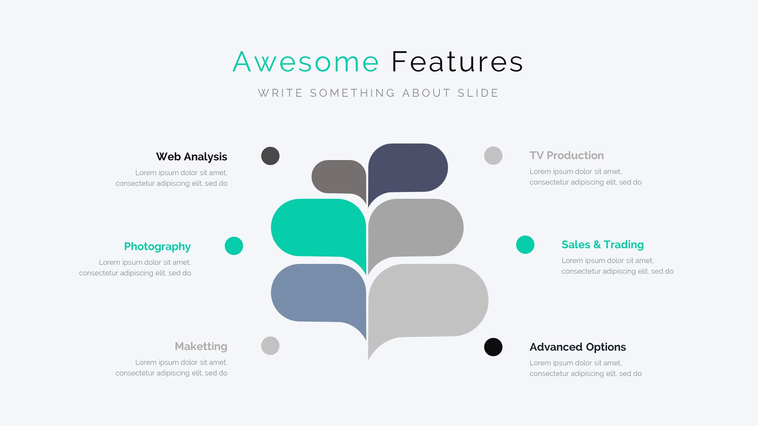2018 Builder Bundle 3 in1 Creative Google Slide Template