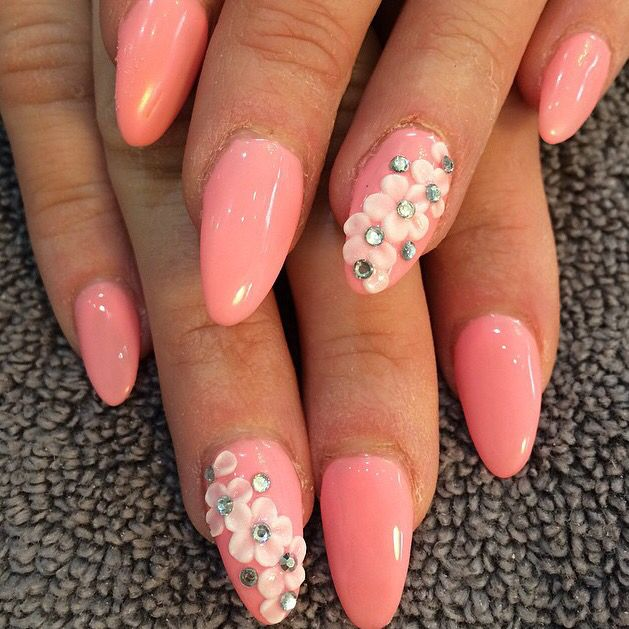 I love Kiara Sky Gel Polish! I found this manicure in \