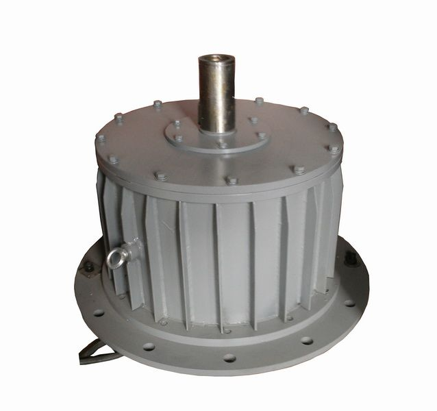 10kw 100rpm 220v 380v Low Rpm Wind Turbine Alternator Permanent Magnet Ac Alternator Wind Turbine Generator Wind Turbine Alternator