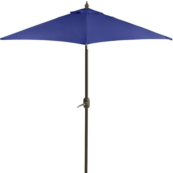 Pier 1 Imports Replacement Umbrella Canopy ($60) ❤ Liked On Polyvore  Featuring Home,