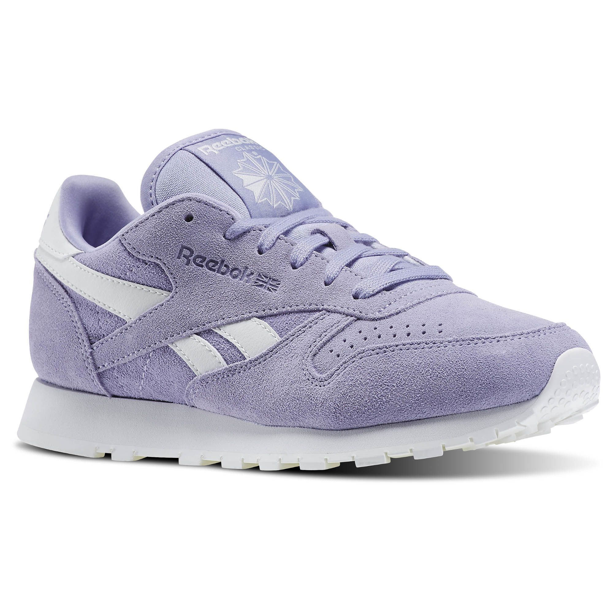 009ccf29165bb Reebok - Classic Leather Suede Core