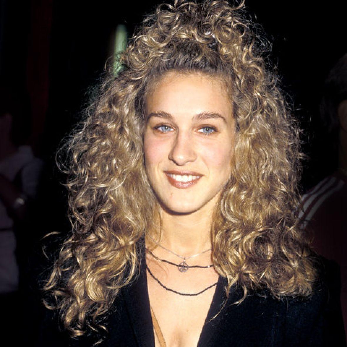 Sarah Jessica Parker Big Hair Hair Styles Hair Advice