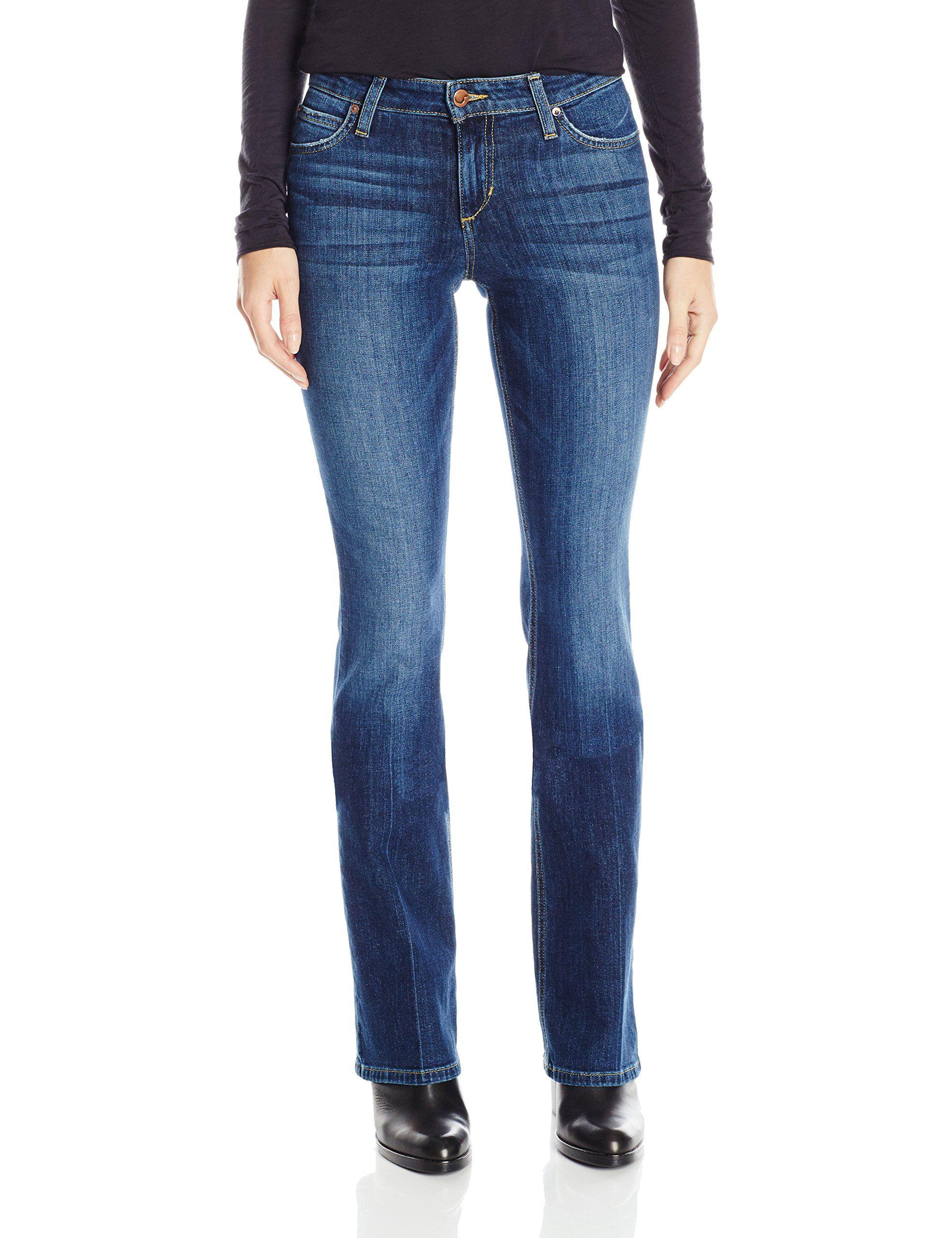 Joeus jeans womenus honey curvy bootcut jean in amina apparel