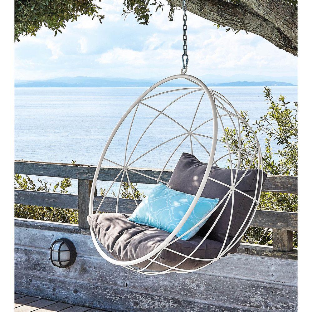 Hanging garden armchair in palaos gardens west wittering