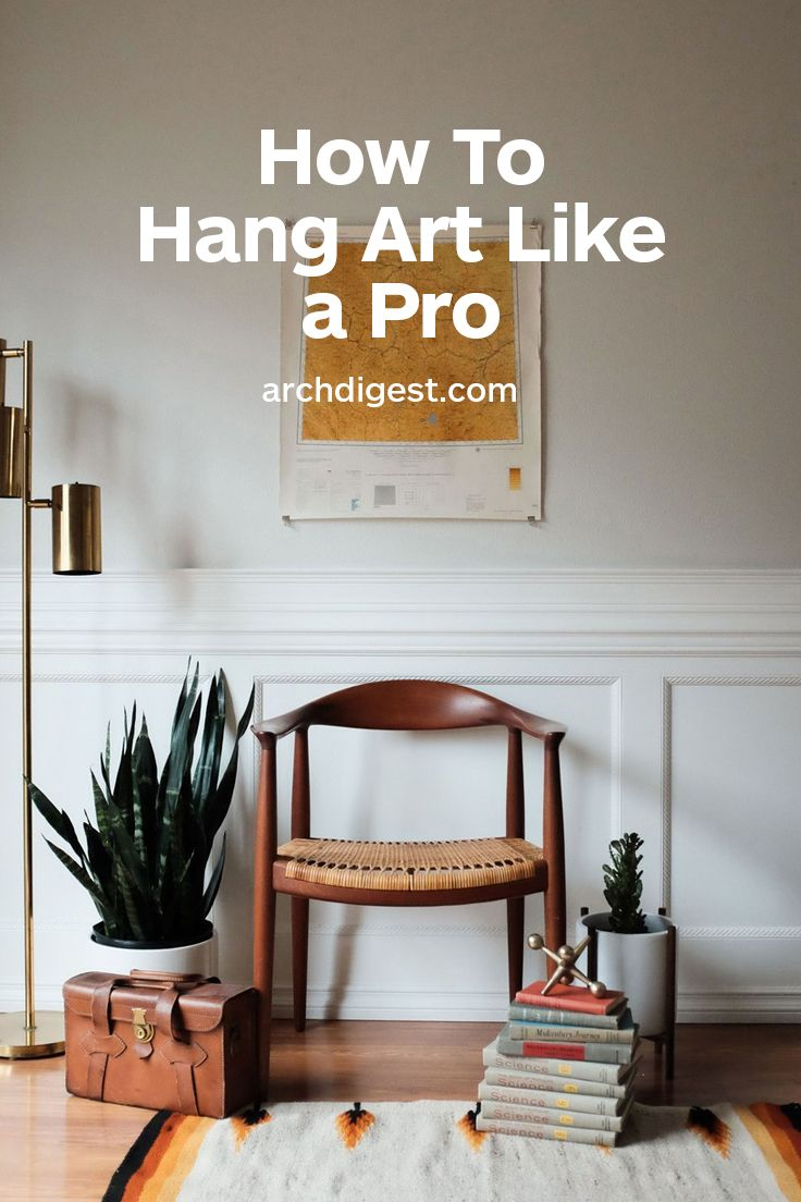 How to hang a picture ways to hang and display art art