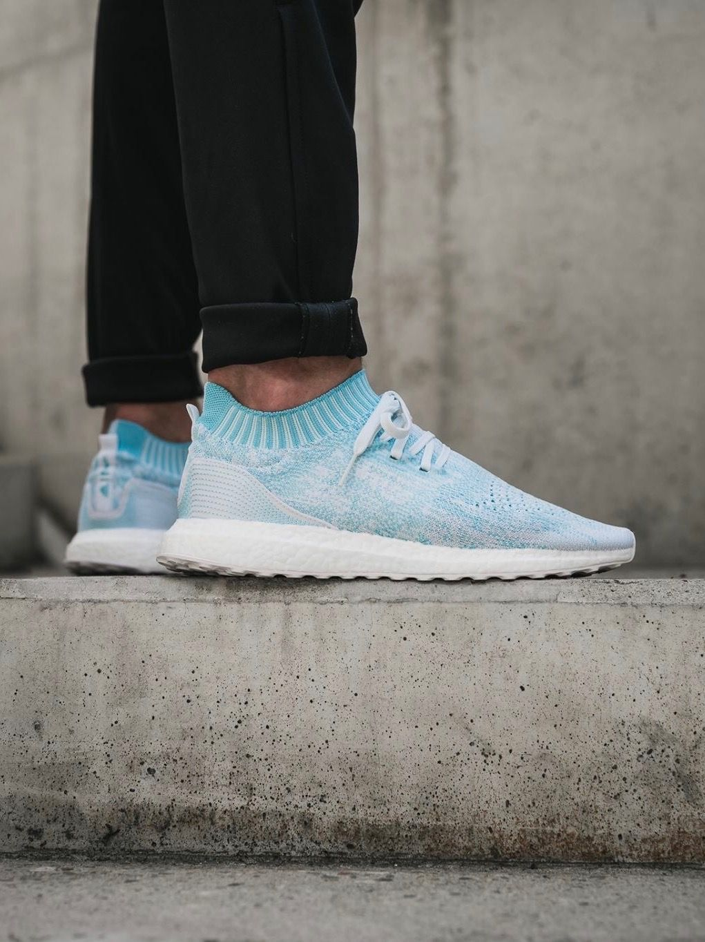 online store 7a11c ea387 Parley x adidas Ultra Boost Uncaged