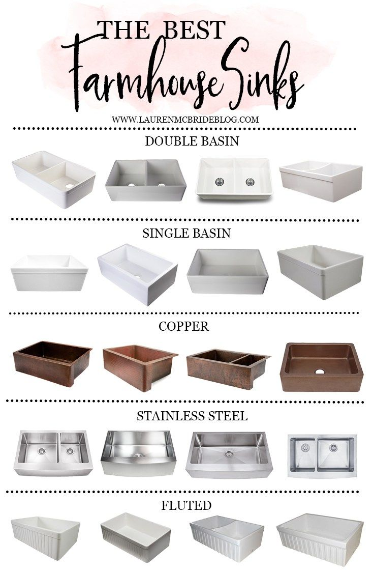 Home Best Farmhouse Sinks With Images Best Kitchen Sinks