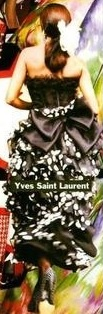 1992 - Yves Saint Laurent Couture