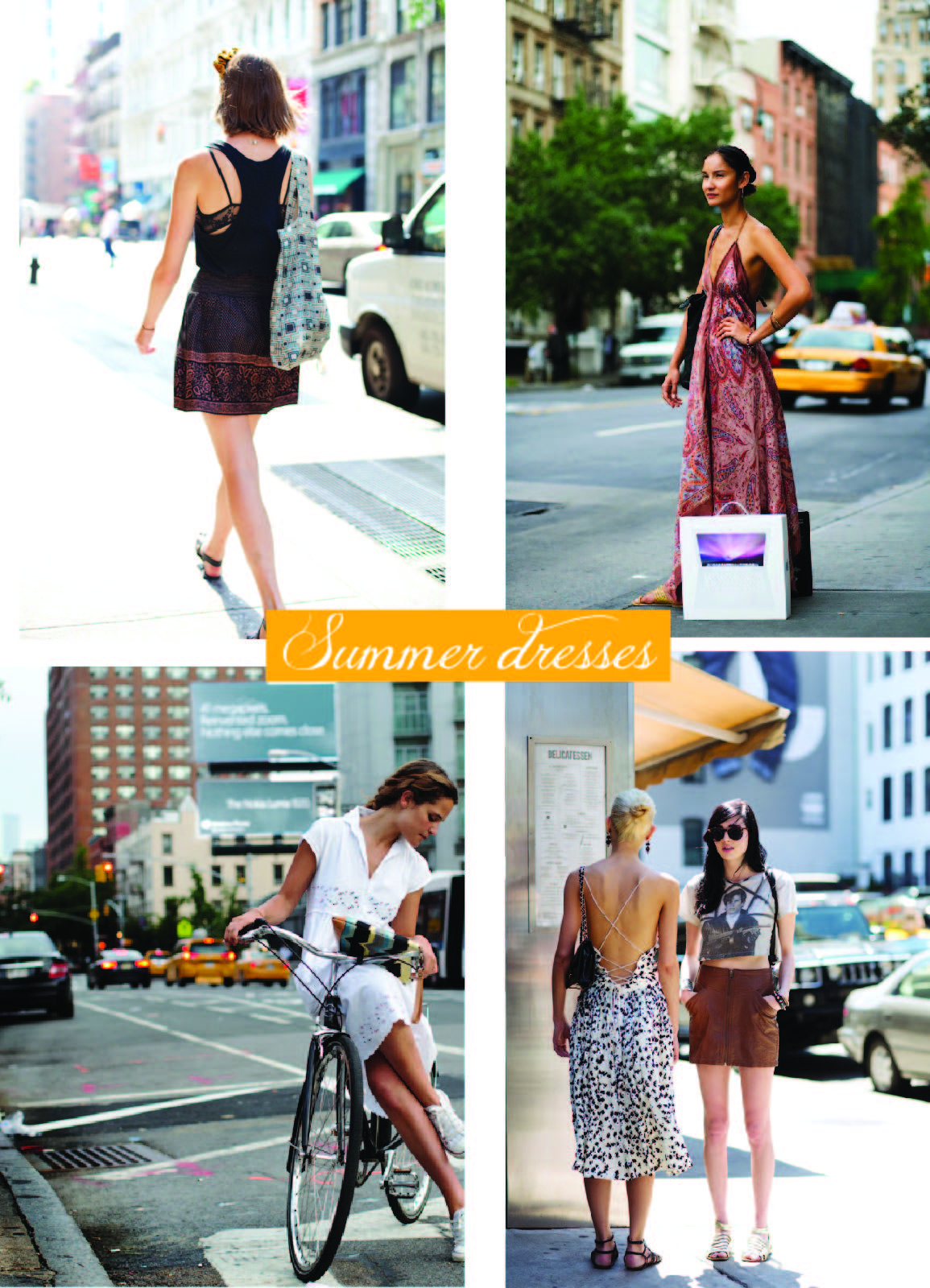 Summer dresses as seen on http://www.measuretwicecutonce.com.au/2013/10/summer-dresses/