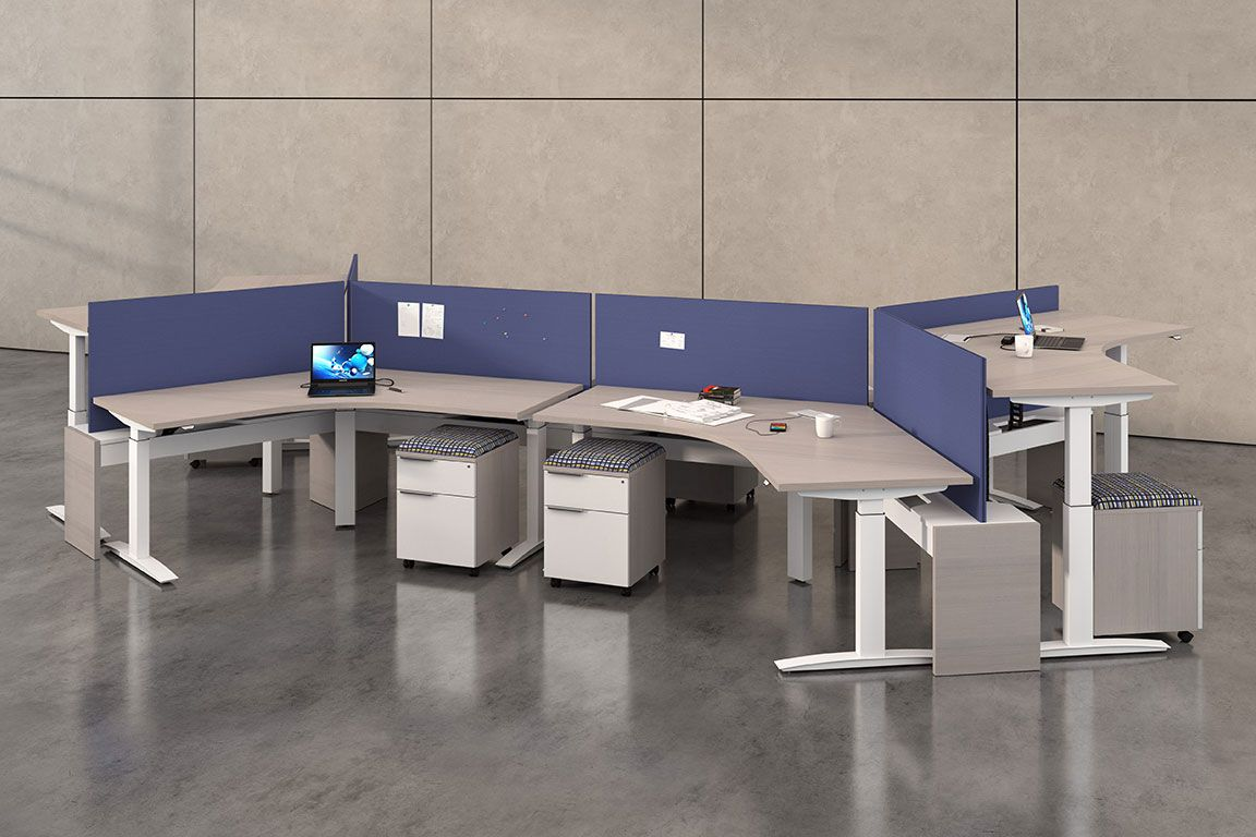 Awe Inspiring Deskmakers Hover Hover Collection Open Office Corner Download Free Architecture Designs Scobabritishbridgeorg