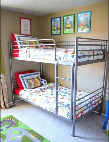 Resultado De Imagen De Svarta Bed Hack Cool Bedrooms For Boys