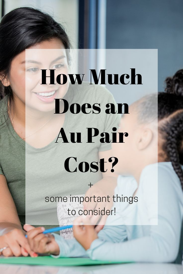 Childcare Options- How Much Does an Au Pair Cost? | Au ...