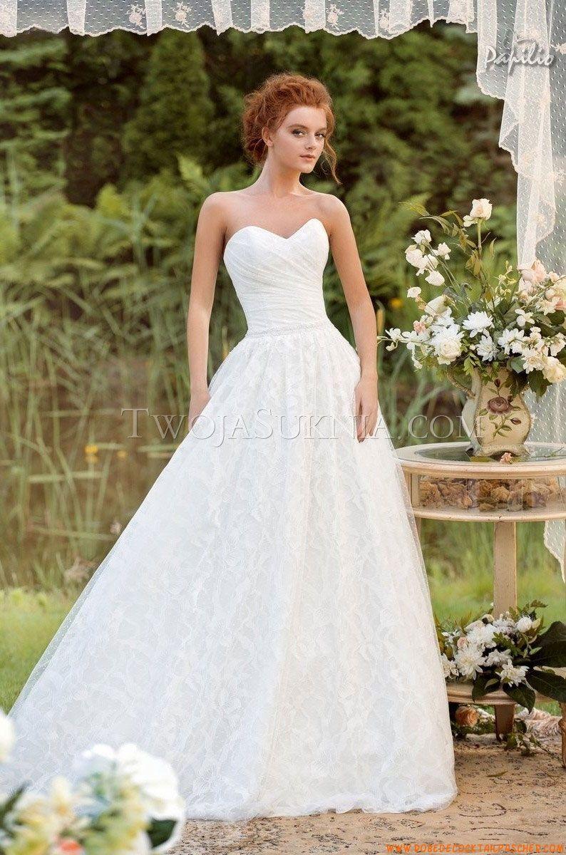 Robe de mariée Papilio 1446 Letizia 2014