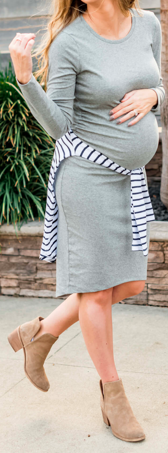02a3395ff8 I ve had so much fun mixing maternity with non-maternity pieces to get