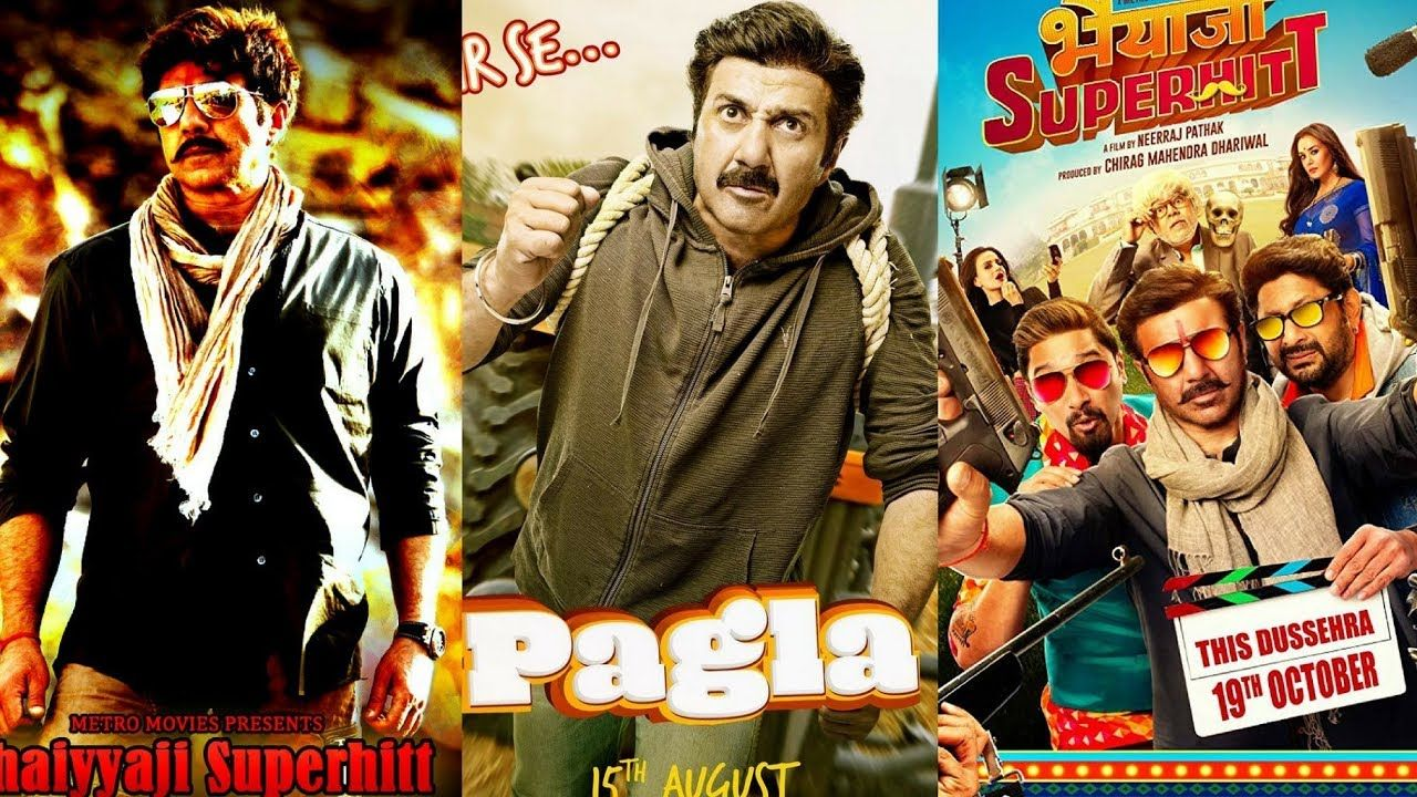 Sunny Deol 6 Upcoming Bollywood Movies List 2019, 2020 with
