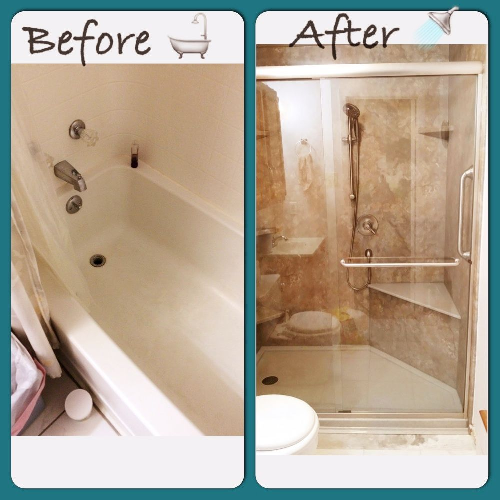 From Drab To Fab This Bathroom Has A Stunning New Look Get A