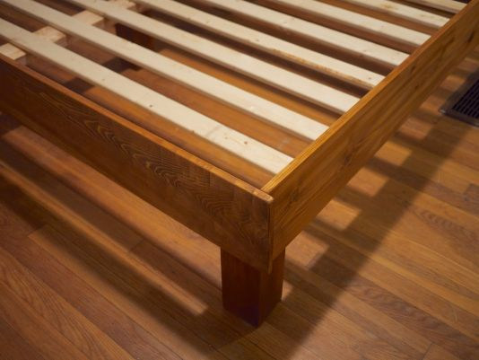 Build Your Own King Slat Bed For 150 With Images Diy King Bed