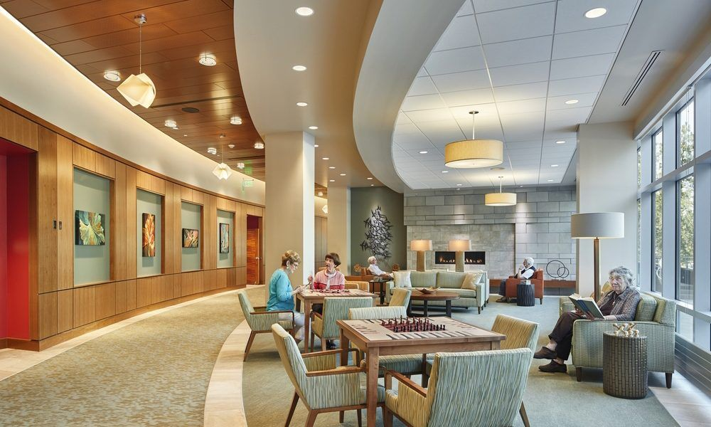 Putting The Resident First Concepts For Understanding How To Design Memory Care Facilities Medical Senior Living Design Memory Care Assisted Living Facility
