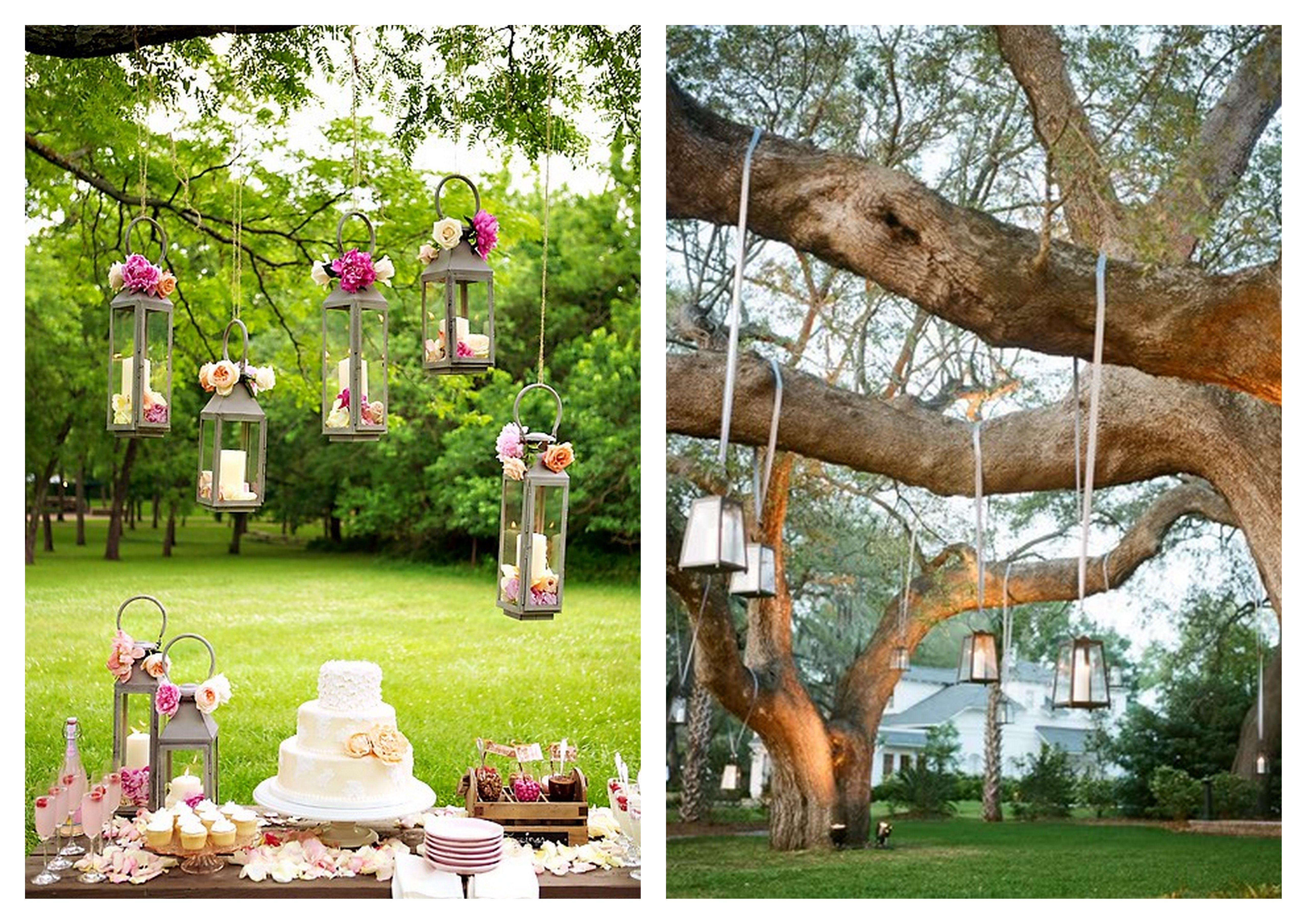 Amazing Garden Wedding Decor Ideas Pictures Inspiration - Beautiful ...