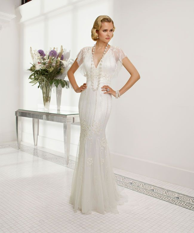 Elegant Wedding Gowns For Older Brides