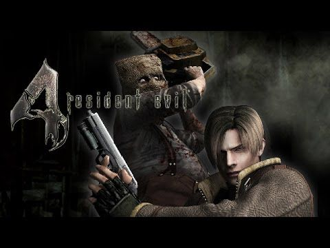 Let S Play Resident Evil 4 Blind Part 1 Different Kind Of Fear