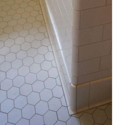 Subway Ceramics Cove Base Ceramic Floor Tile Tile Baseboard