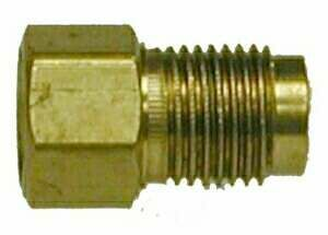 Inverted Flare Fittings Fast Fittings Brass Fittings Fittings Brass