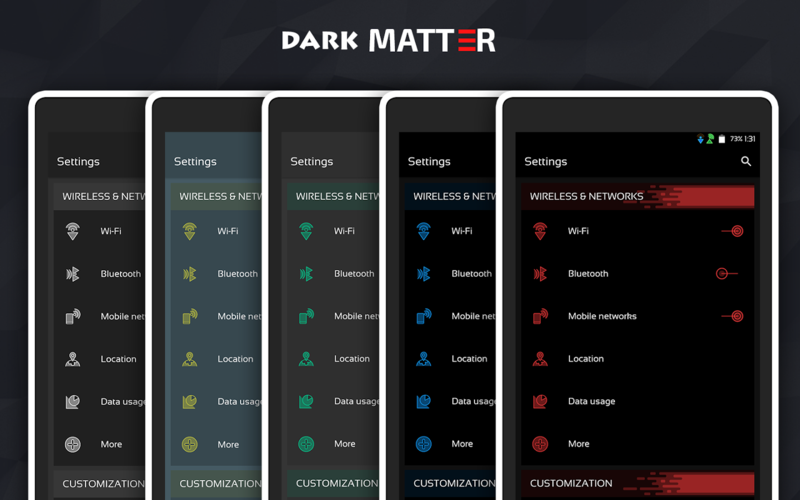 Pin by jose a on Download android games Dark Matter CM13