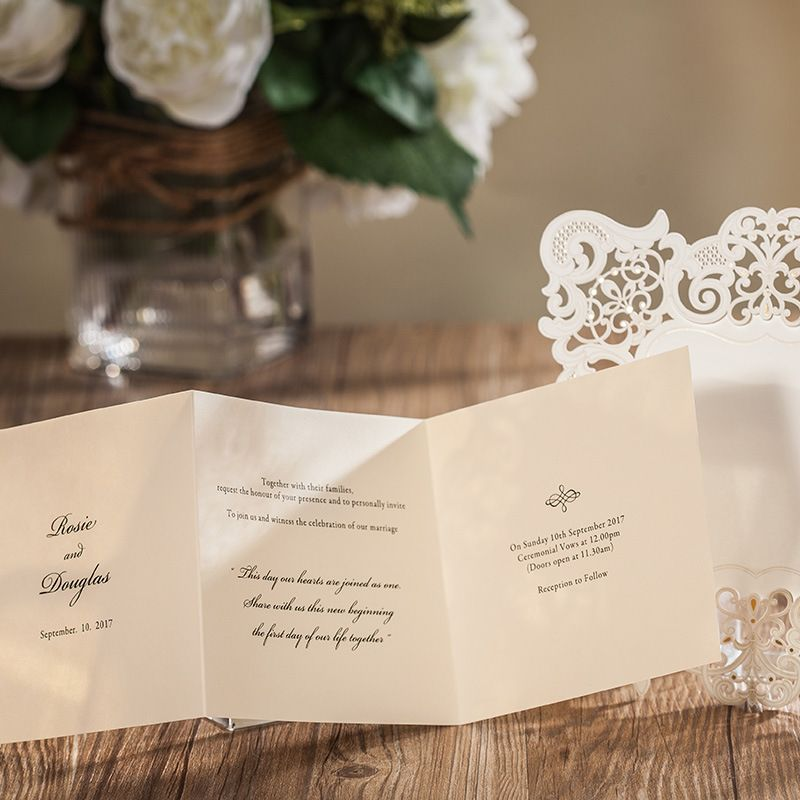 free templates for wedding response cards%0A Lace  Floral  Wedding Invitations  Invitation