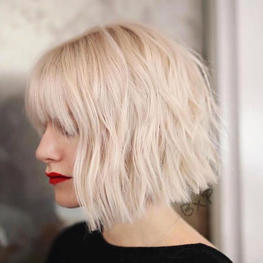 The Best Short Bob Hairstyles To Try in 2020, Beca