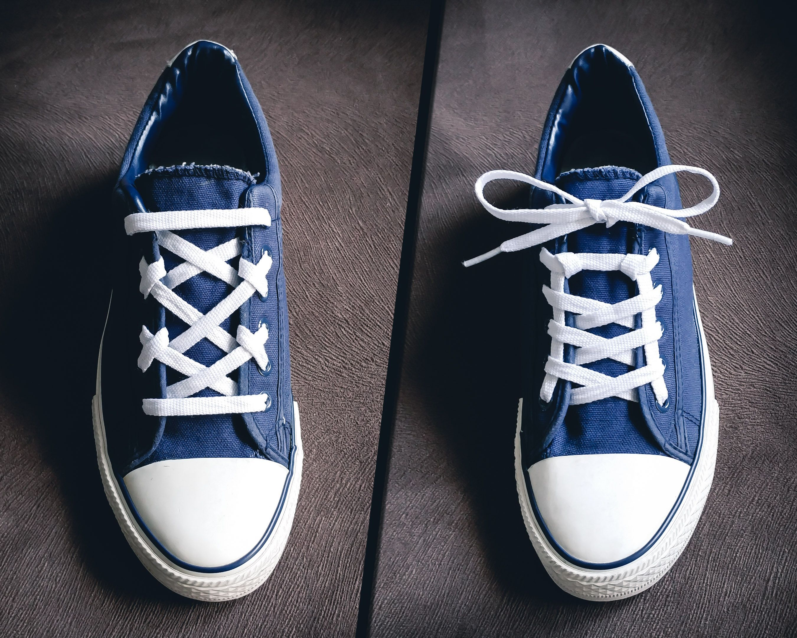 5e41c469084 5 Beautiful ways to tie you laces
