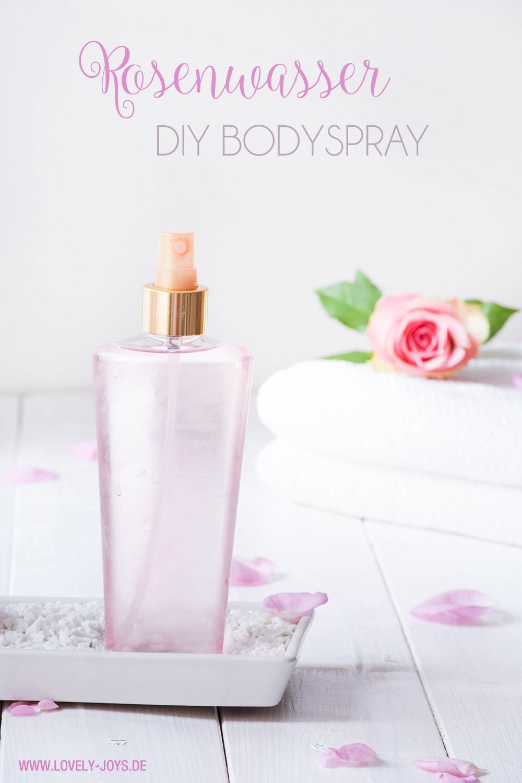 diy bodyspray mit rosenwasser selber herstellen witches. Black Bedroom Furniture Sets. Home Design Ideas