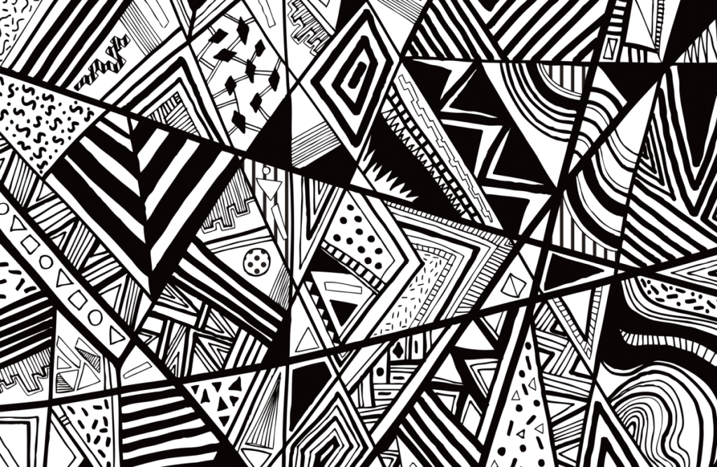 Abstract Art Drawing Ideas
