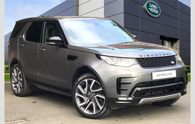 LAND ROVER DISCOVERY 3.0 SDV6 HSE 5dr Auto 4x4/Crossover