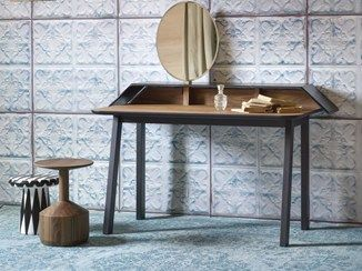 Wooden secretary desk TOLDA - Miniforms