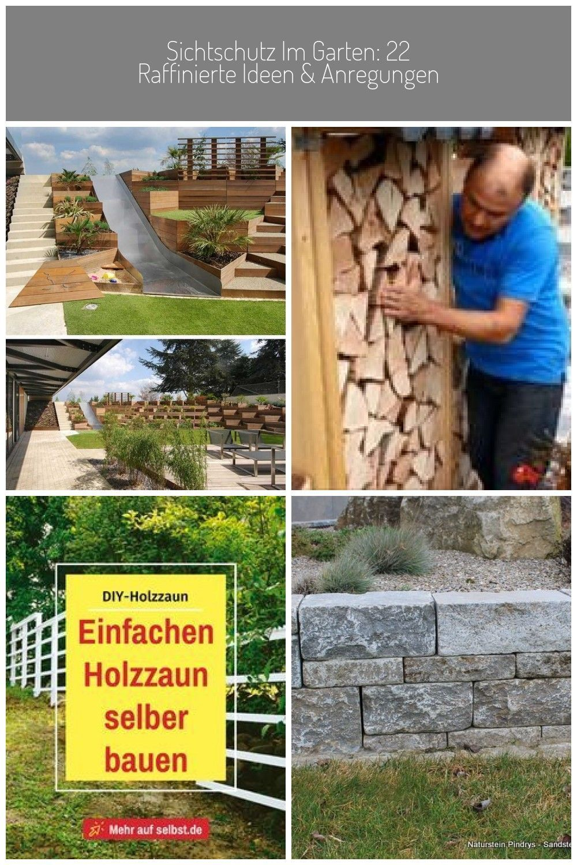 Terrasse Am Hang Metall Rutsche Stufen Holz Gestaltung Zaun Am Hang Terrasse Am Zaun Garten Gartengestaltung