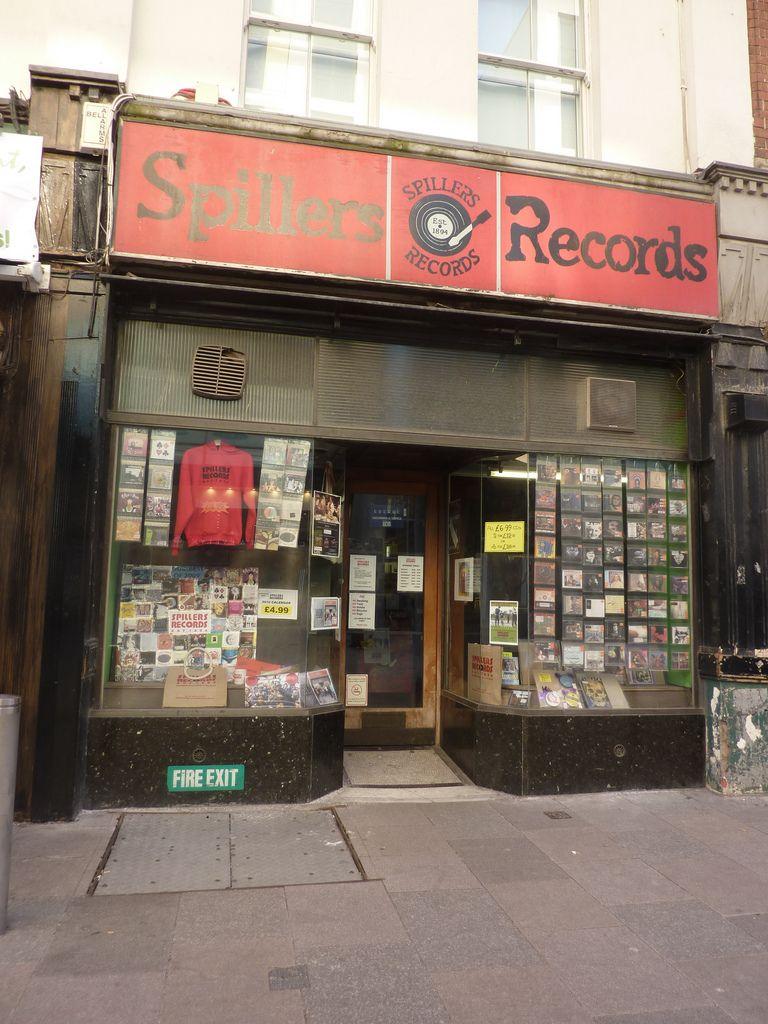 World S Oldest Record Store Rocks On Vinyl Record Shop Record Store Vinyl Store