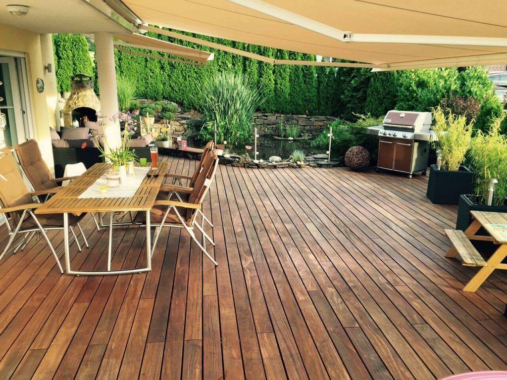 Erfahrungen Mit Cumaru Terrassendielen Von Betterwood Terrasse Holz Terrassendielen Terrassenbelag