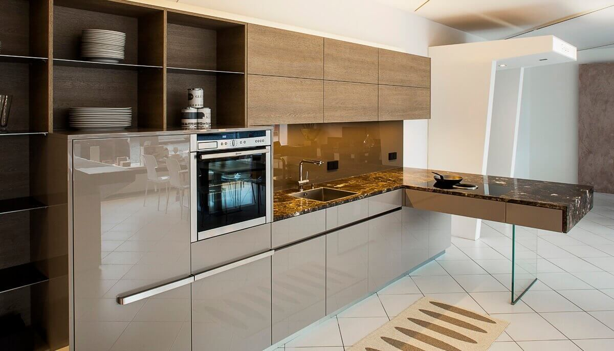 Moderne Küchenbilder 6 einrichtungsideen und küchenbilder für moderne holz küchen