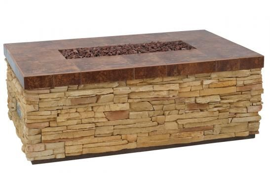 Rectangular Fire Pit Gorgeous Lehrer Fireplace Patio 5751 E