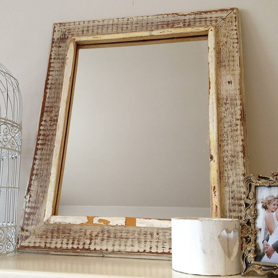 Uncategorized Rustic Wood Frame Mirror mirror rustic wood with leaning in floor is best house decoration