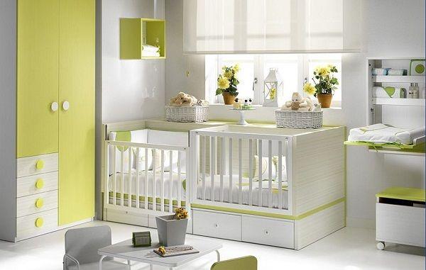 chambre bébés jumeaux | Chambre Bébé | Pinterest | Bébés jumeaux ...